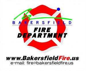 bakersfield fire department logo