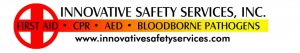 innovative safety services sponsor logo
