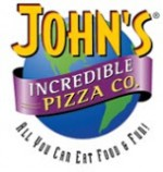 john's incredible pizza logo