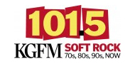 kgfm soft rock logo