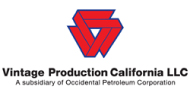 vintage production california logo