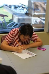 valley achievement center for those with autism. adult day program student in Bakersfield